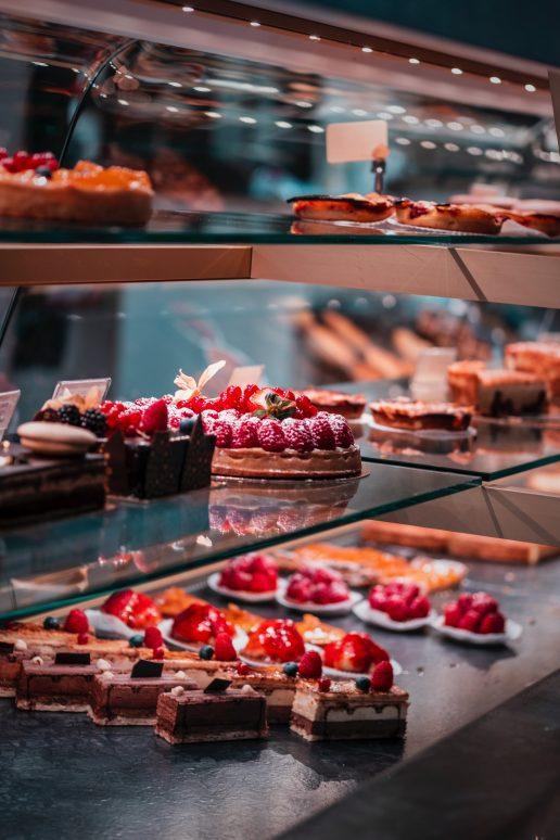 bager kager butik selvstændig (Foto: Unsplash)