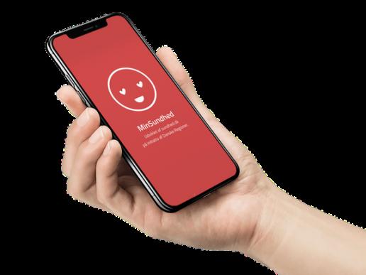 sundhed.dk coronapas app