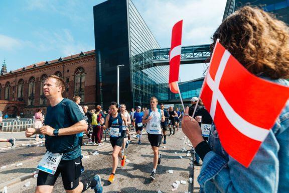 marathon løb sparta