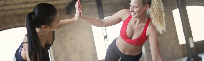 træning fitness motion