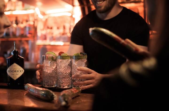 hendricks agurk gin