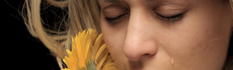 pige ked af det trist græder