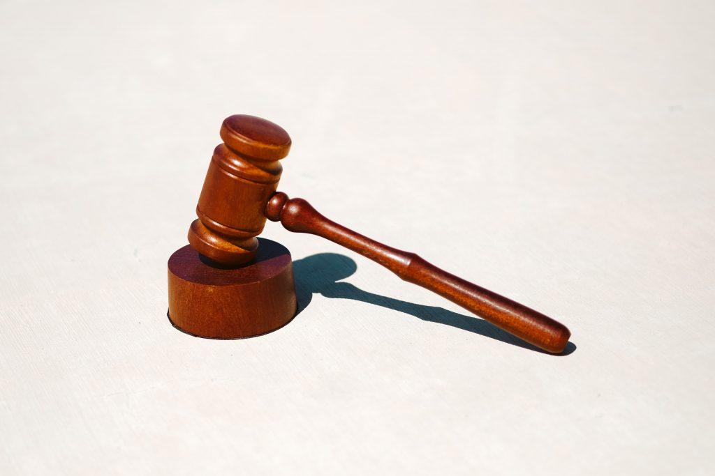 dom dømt retten
