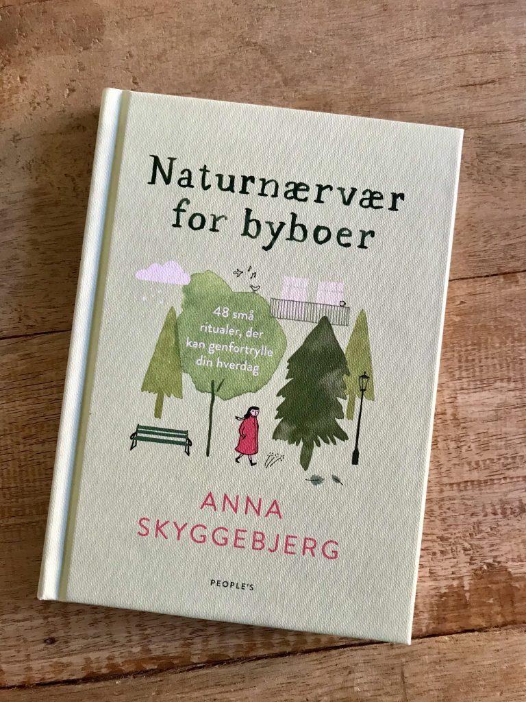 naturnærvær for byboer anna skyggebjerg bog bøger