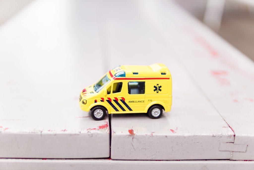 ambulance sygehus