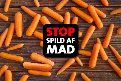 gulerod stop spild af mad