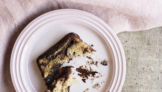 frederikke wærens flettet chokoladebrød