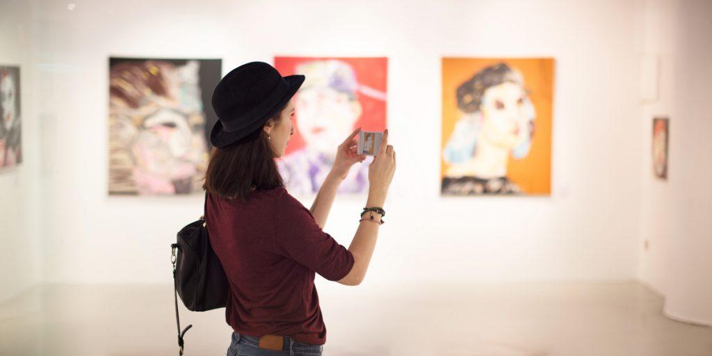 kunst udstilling