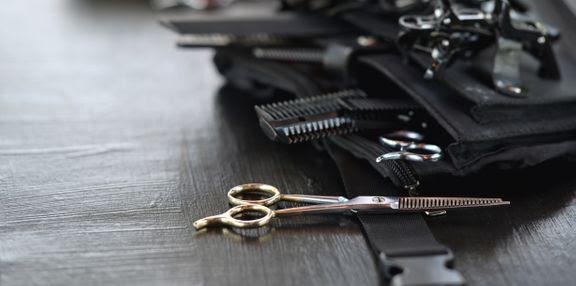 frisør saks