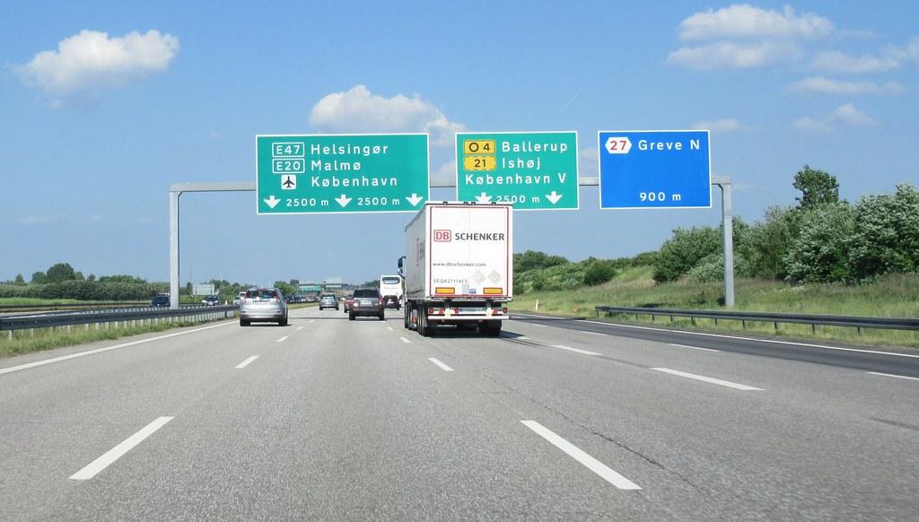 køge bugt motorvej