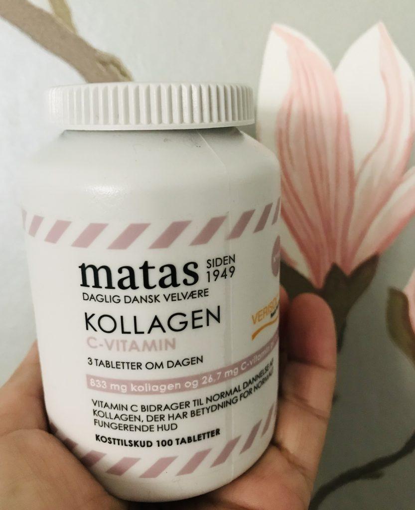 matas kollagen vitaminpiller
