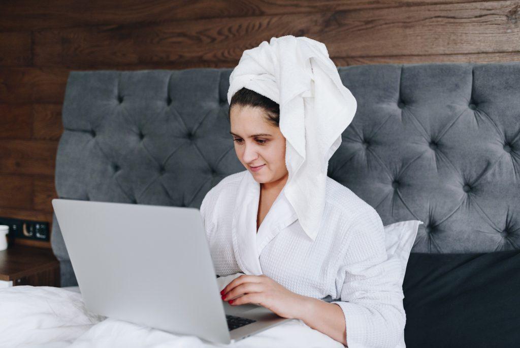 pige seng computer