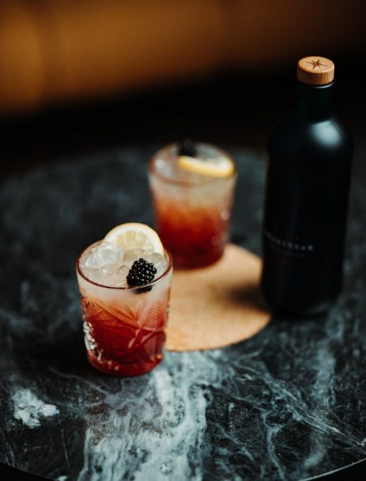 brombær gin skagerrak