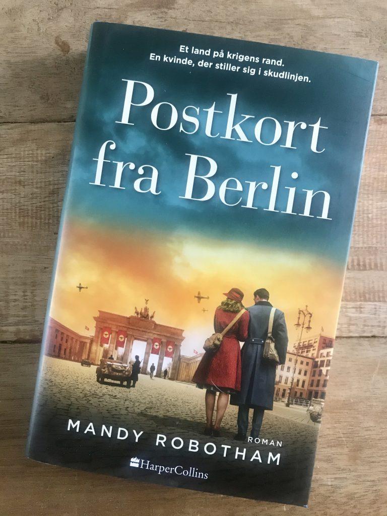 postkort fra berlin mandy robotham