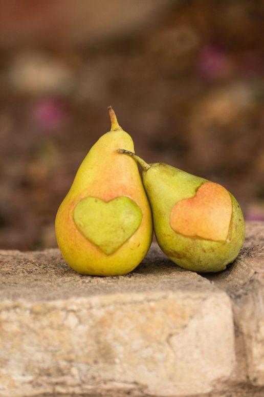 frugt pære