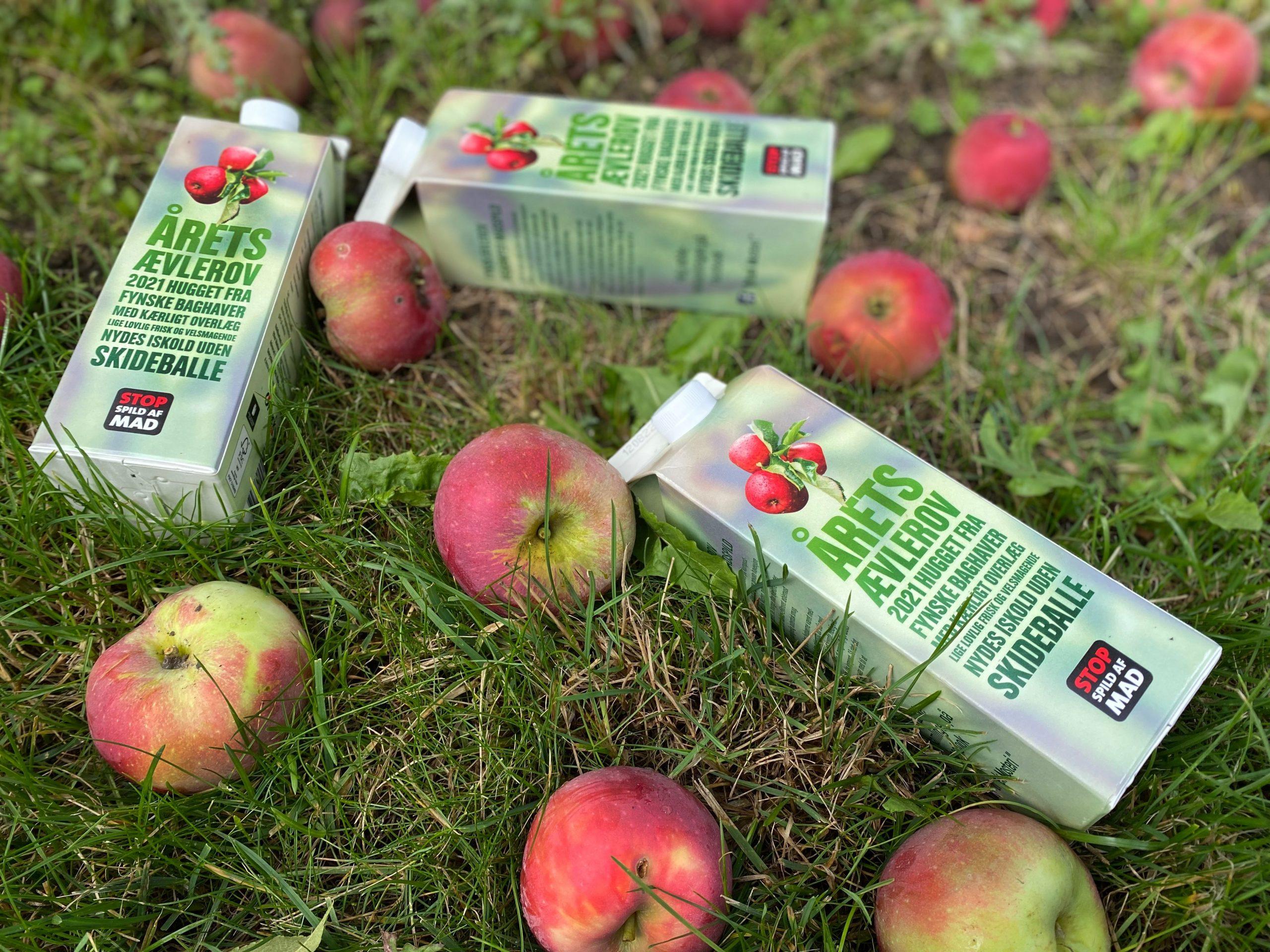 ørskov æble