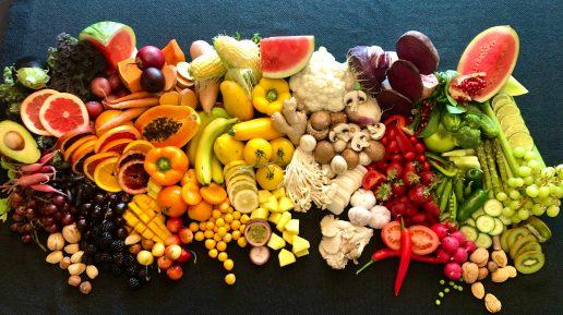 frugt grøntsager