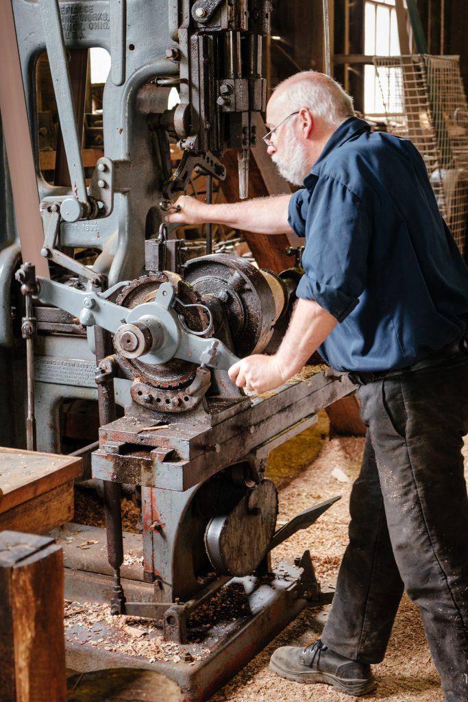 værksted tømrer