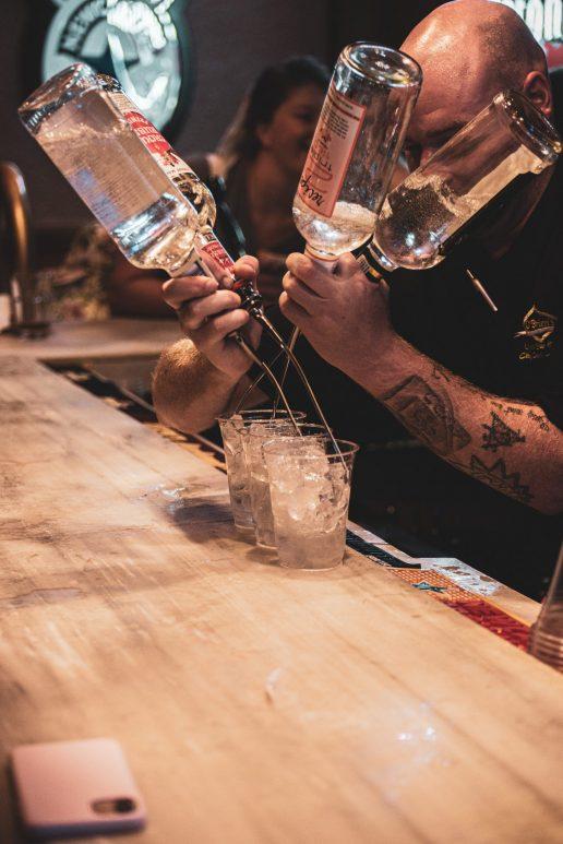 bar bartender sprut
