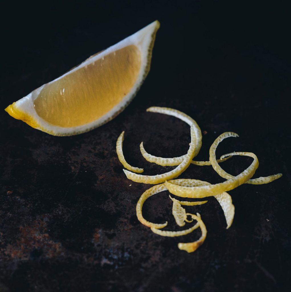 citron citronskræl