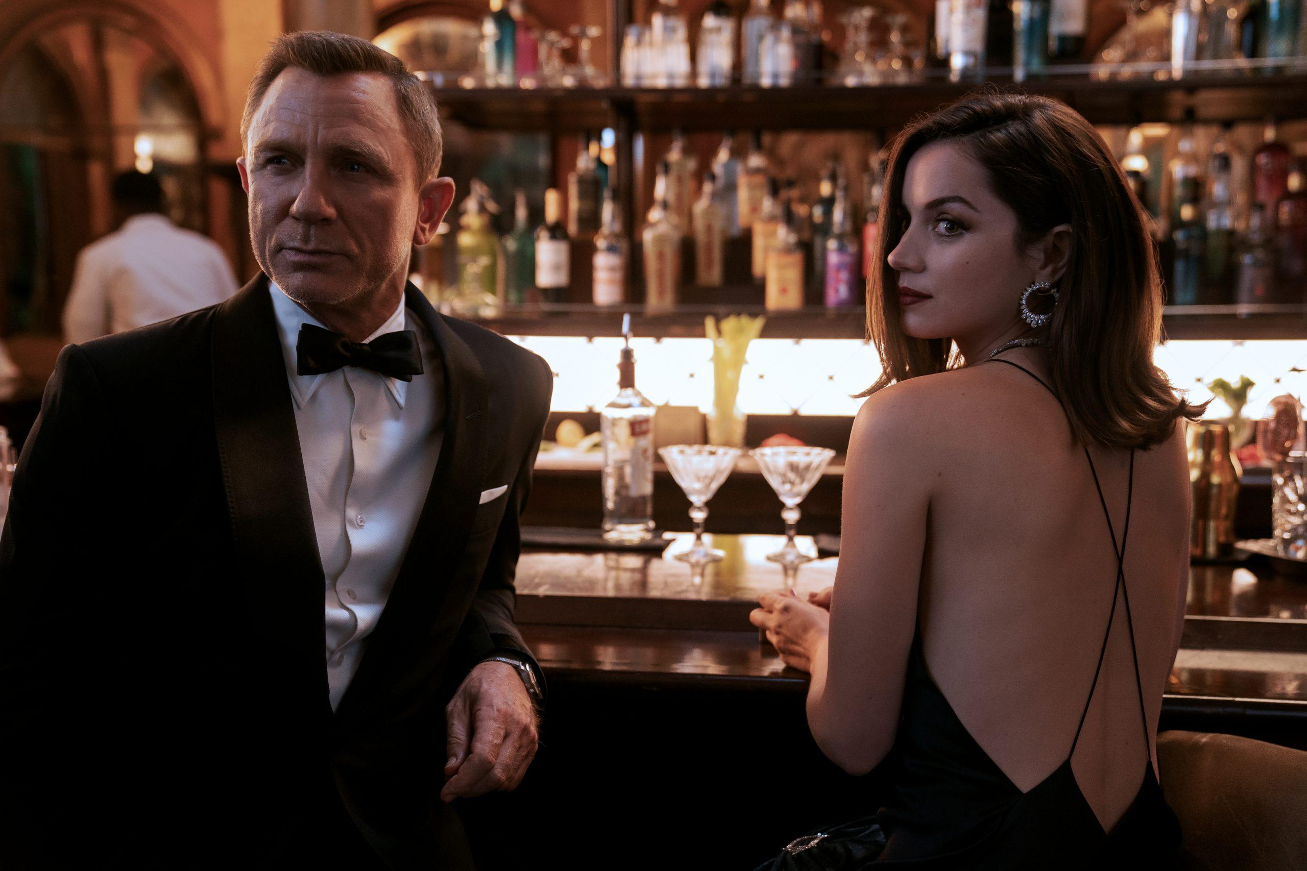 Daniel Craig er tilbage som James Bond ... (Foto: PR)
