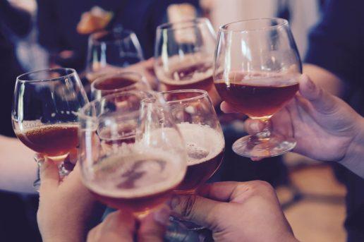 øl alkohol drikke