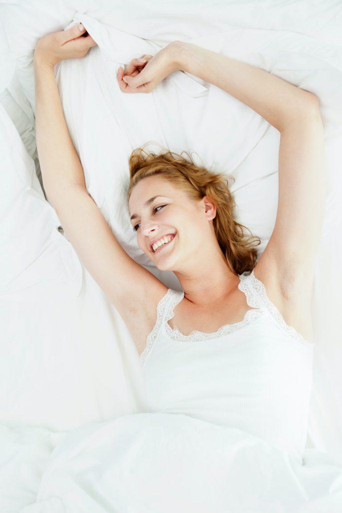sove søvn pige glad