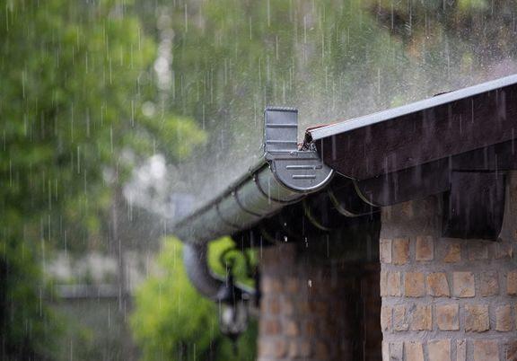 regnvejr tagrende